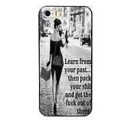 Your Past Design Hard Case for iPhone 4/4S