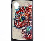 Elephant Pattern PC Hard Case for LG Nexus 5/E980