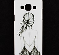 Samsung Galaxy A7 - Custodie per retro - Tinta unita - Cellulari Samsung Plastica )