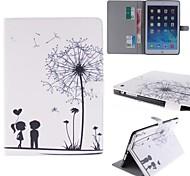 Pele PU Arte Gráfica -Para Maçã Air iPad