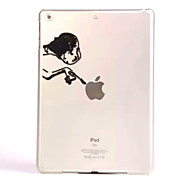 Graphic Plastic Back Cases for iPad 4