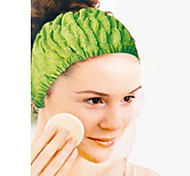 Multifunctional Stretch Cotton Headband Bathing Cap (Random Color)