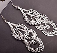 2015 Fashion India Baroque Multi-Level Lady Long Earrings