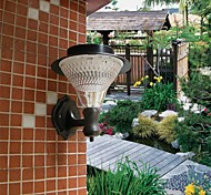 16 Led Solar Light Solar Energy Wall Lamp Light Garden Courtyard Lamp Outdoor Lamp