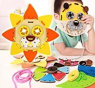 BENHO Variety Mask Education Baby DIY Toy