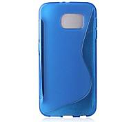 Teléfono Móvil Samsung - Cobertor Posterior - Diseño Especial - para Samsung Samsung Galaxy S6 TPU)