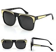 Sunglasses Women's Retro/Vintage / Modern / Fashion Hiking Black / Leopard / Transparent Sunglasses Full-Rim