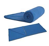 AOTU KEEP WARM Polyester Sleeping Bag Blue/Orange
