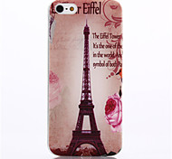 Pylon Pattern Soft TPU Case for iPhone 5/5S