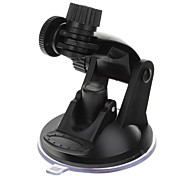 H01B 220 Degree Rotation Suction Cup Base for Mobile, GPS (Black)