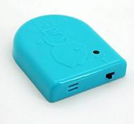 alerte sans fil mini couche mouillée de capteur de merde d'alarme pour les bébés / enfants