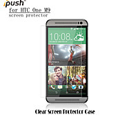 iPush grande transparence protecteur d'écran HD LCD pour HTC M9