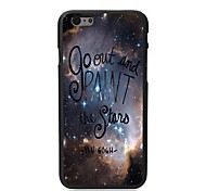 Go Out Design Hard Case for iPhone 6