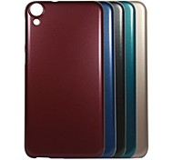 Metallic Look Solid Colour Cover Case for HTC Desire 820 (Assorted Colors)
