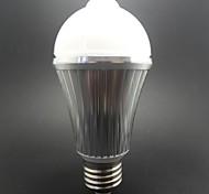 Bombillas Globo/Bombillas LED Inteligentes Sensor BA/BR/G E26/E27 9 W 18 SMD 5730 720LM LM Blanco Cálido/Blanco FrescoAC 85-265/AC