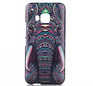Elephant Pattern PC Hard Back Case for HTC One M9