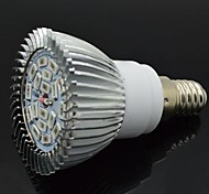 E14  Led Plant Grow Light  9W AC 110-220V 12Red and 6Blue 18 LED SMD 5730 Bulb Spotlight for Flowering Hydroponic System