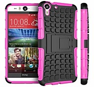 Tire Lines Bracket Shell Phone Cases for HTC Desire Eye