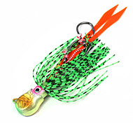 Fishing The Bait Lead Colorful Tassel Octopus 30g