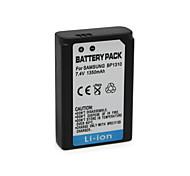 1350mAh BP-1310 Camera Battery Pack for  Samsung  NX5/NX10/NX11/NX20/NX100