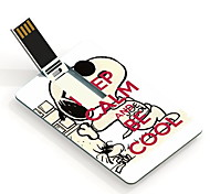 16GB Keep Calm and Be Cool Design Card USB Flash Drive