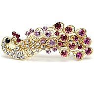 Fashion Luxury Rhinestone Hairpin #26-1