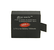 Mini Smile™ 1050mAh Li-ion Camera Battery Pack for SJ5000 / SJ5000 Wi-Fi / SJ4000 Wi-Fi / SJ4000