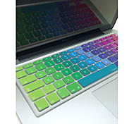 "Coosbo® Italian Colorful Silicone Keyboard Cover Skin EU Layout for  13""/15""/17"" Mac Macbook Air Pro / Retina /Imac G6"