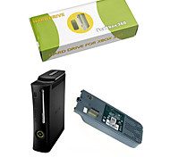External Hard Dive Disk for Microsoft XBOX 360(not Compatible with Xbox 360 Slim) (120GB Thick)