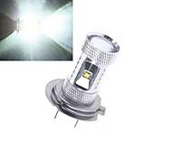 1 Stück ding yao Dekorativ Lichtdekoration H7 30 W 1200 LM 6000-6500 K 6 High Power LED Kühles Weiß DC 12/DC 24 V
