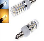 1 pcs  E14 9 W 48LED  SMD 5050 300-750 LM 2800-3500/6000-6500 K Warm White/Cool White Corn Bulbs AC 220