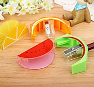 Mini Fruit Pencil Sharpener(Random Color)