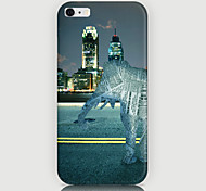 Cityscape Pattern Back Case for iPhone 6
