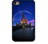 Castle Design Aluminum Hard Case for iPhone 4/4S