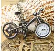 Relógio de Moda Lega Banda Colar com Relógio