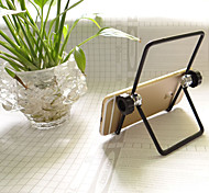 Small Size Desktop 360 Degree Adjustable Stand Holders for iPhone 6 Plus and Other Phones/Tablet Size Between 5-8 Inch