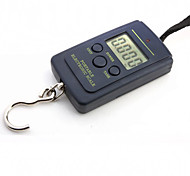 40kg 1g Portable Hanging Digital Scale Electronic Scales Fishing Hook Pocket Weighing Balance
