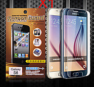 Protective HD Screen Protector for Samsung Galaxy S6 (1 pcs)