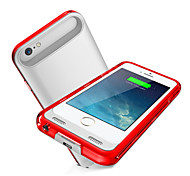 Ifans ® IFM 3100mah caso bateria removível iphone6 de backup caso carregador de energia externa para iphone6 / 4.7 (cores sortidas)