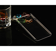 Transparent Shell Optical HD PC  for IPhone6