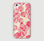 Red balloonsPattern Transparent Back Case for iPhone 6