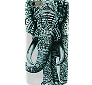 Right Side of The Elephant Pattern Case for iPhone 6