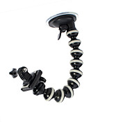 JUSTONE Octopus Monopod Suction Cup Mount Holder for Gopro Hero 4 / 3 / 2 / SJ4000