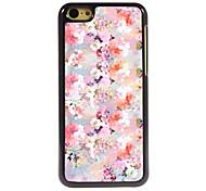 Oil Painting Design Aluminum Hard Case for iPhone 5C