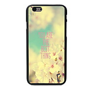 You Are The Best Thing Design PC Hard Case for iPhone 6