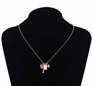 Romantic Key Pendant Pendant Necklace