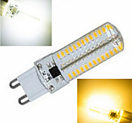 1 stuks ding yao G9 15 W 104 SMD 5730 2800-3500/6000-6500 LM Warm wit/Koel wit Maïslampen AC 220-240 V