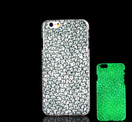 Cat Pattern Glow in the Dark Cover for iPhone 6 Plus Case