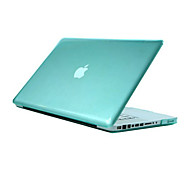 "Crystal Hard Protective Top Flip Open Case Cover for Apple Macbook Pro 15.4""(Assorted Colors)"