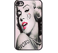 Monroe Design Aluminum Hard Case for iPhone 4/4S